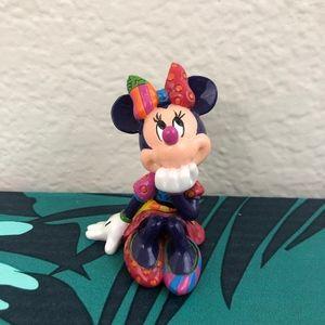 Disney Parks Britto Minnie Mouse Figurine